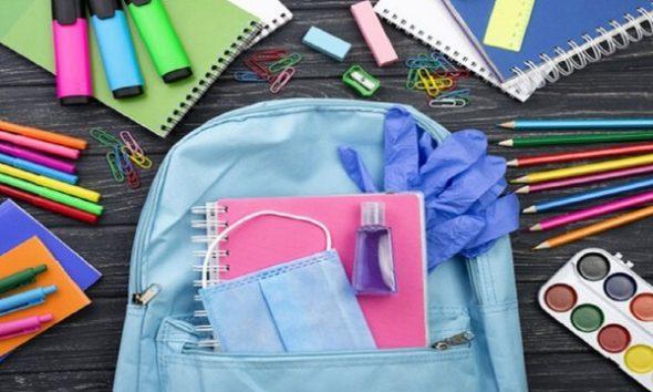 توزیع ۳۷۰ بسته لوازم التحریر در بین دانش آموزان کم برخوردار بهزیستی