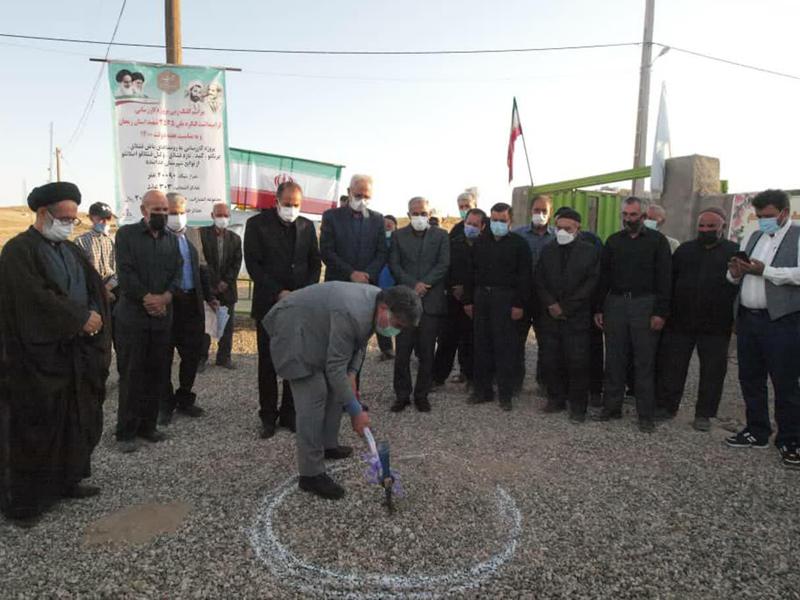 آغاز عملیات گازرسانی به 18 روستای زنجان
