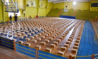 500 بسته معیشتی در بین مداحان آسیب دیده از کرونا توزیع شد