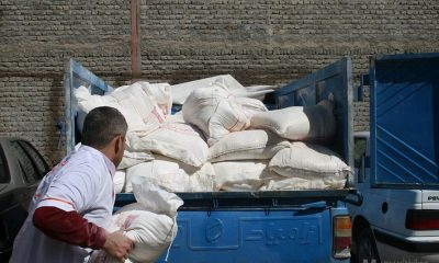 کشف بيش از 7 تن آرد قاچاق در شهرستان ابهر