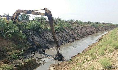 سالانه به طور متوسط 30 کیلومتر از رودخانههای استان لایروبی میشود