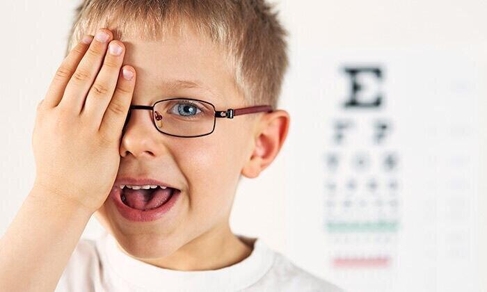 غرباگری بینایی کودکان در مراکز مثبت زندگی بهزیستی
