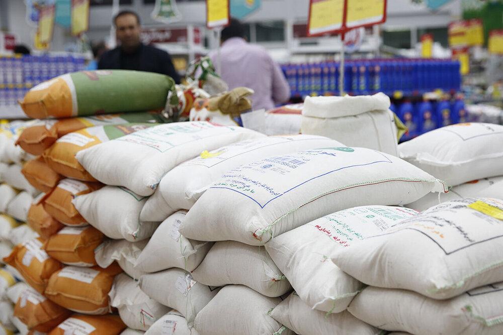 500 تن برنج در زنجان توزیع شد