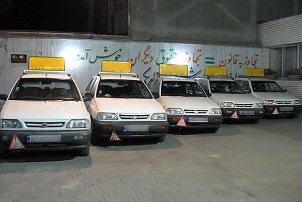 تخفيف 50 درصدی آموزشگاه رانندگي فجر به مناسبت هفته ناجا