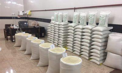 1000 تن برنج تنظیم بازار در زنجان توزیع شد