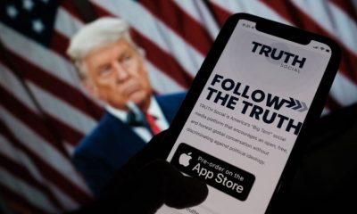 شبکه اجتماعی ترامپ از راه نرسیده هک شد