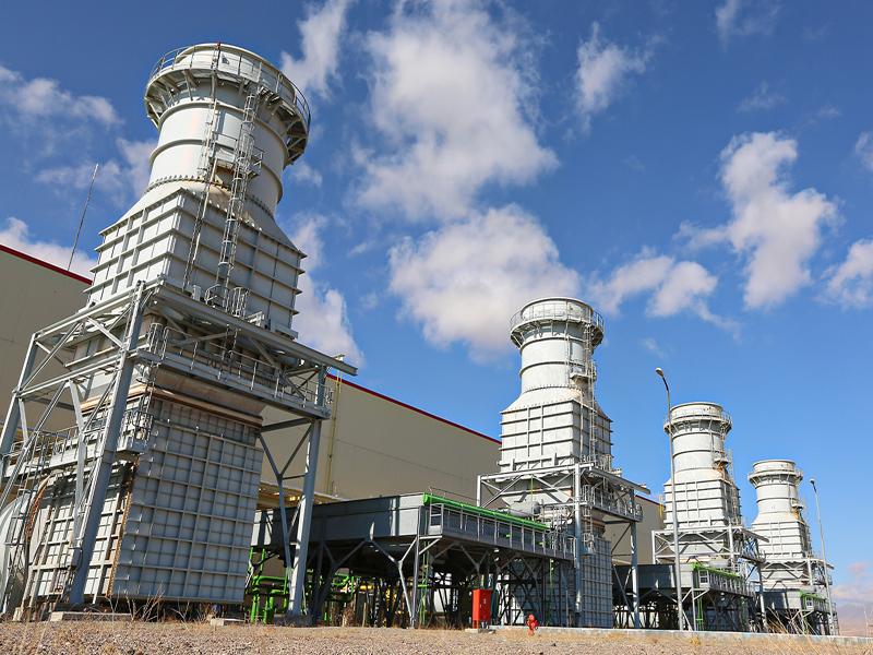 نیروگاه سلطانیه ی زنجان، روزانه بیش از 2 میلیون 900 هزار متر مکعب گاز مصرف کرد