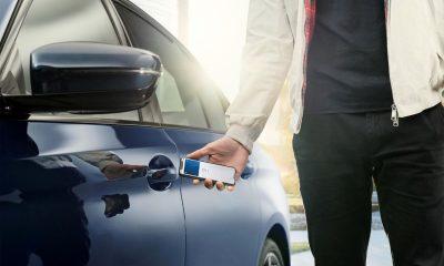 استفاده از گوشیهای سامسونگ به عنوان کلید دیجیتال خودرو ممکن شد