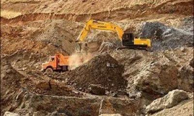 272معدن فعال در زنجان دارای پروانه بهره برداری هستند
