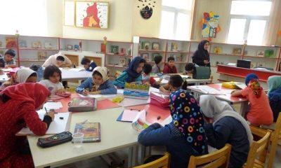 عضویت رایگان کودکان و نوجوانان در کانون زنجان