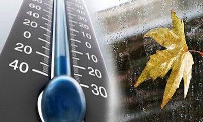 هوای زنجان سرد می شود