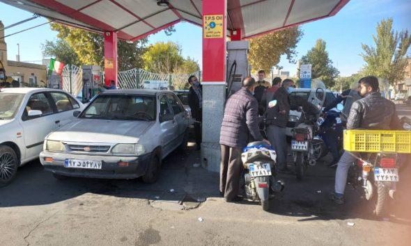 بازگشت آرامش به جایگاه های عرضه سوخت